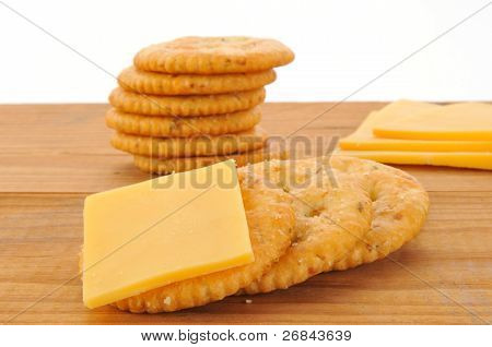 Cracker And Cheddar Cheese Macro