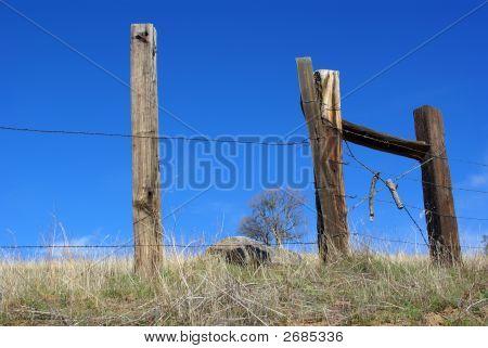 Makeshift Gate
