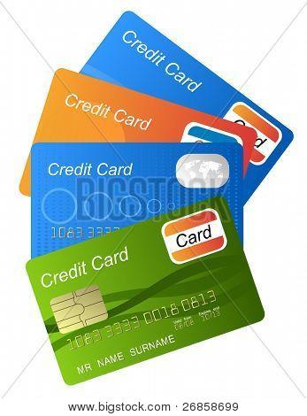 set of credit cards (jpg)