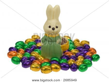 Cute Easter Bunny