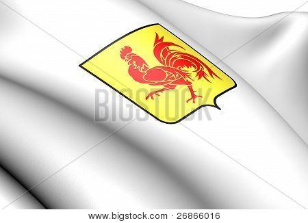 Wallonia Coat Of Arms