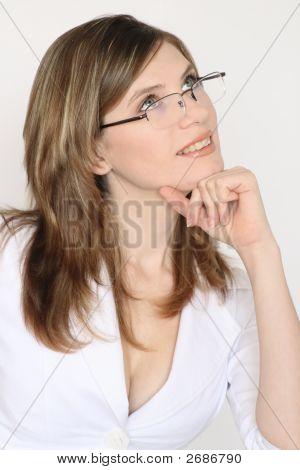 The Girl In Glasses