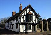 Tudor Style Long House