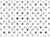 Abstract Geometric Dots Pattern. Random Dots Background. Black White Comic Dots Texture. Pop Art Cir poster