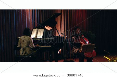 Jazz music performances