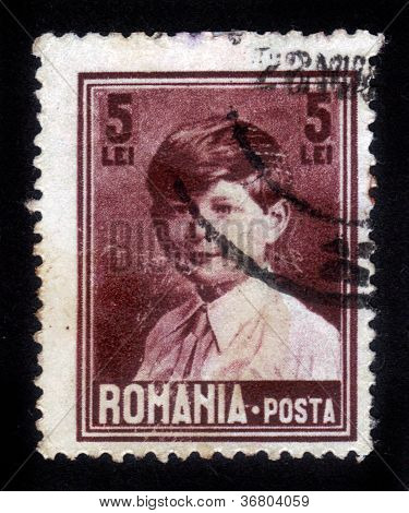 Michael - King Of Romania