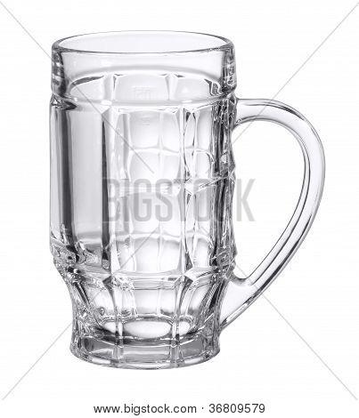 Empty Beer Mug