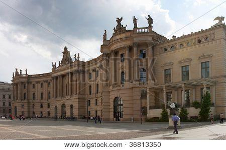 Humboldt-University in Berlin