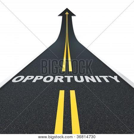Oportunidad Road