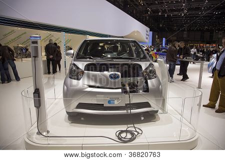 Toyota Ev Prototype