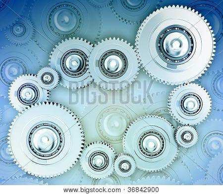 Pinion mechanism