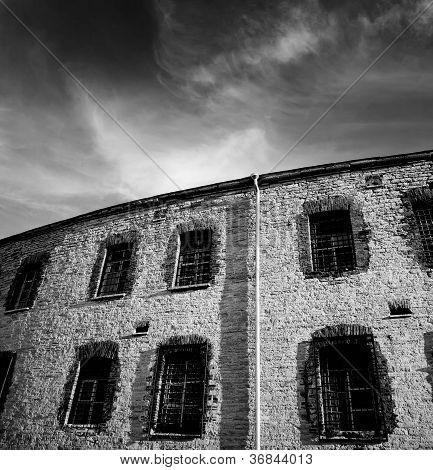 Old prison photo