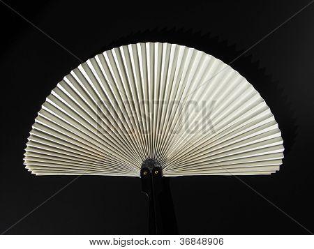 Hand held fan