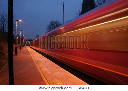 Another Fast Train