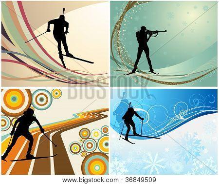 Biathlon Set
