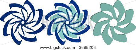 Blue Box Petals