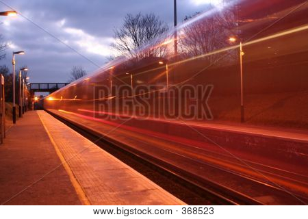 Yet Another Fast Train