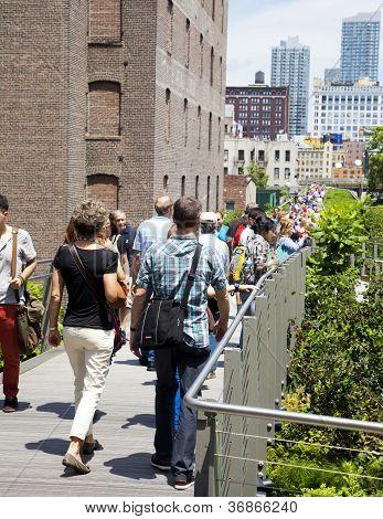 High Line de Nova York