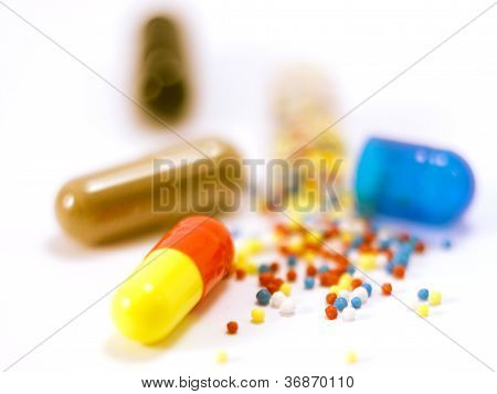 Drugs Out Of The Capsule
