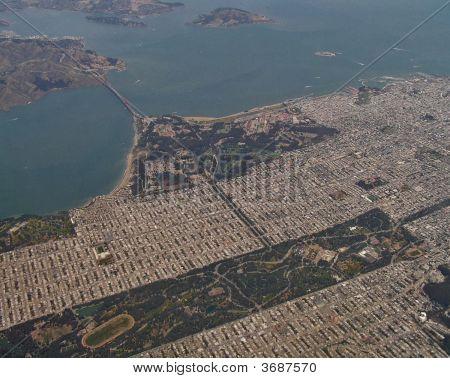 San Francisco Aerial #2
