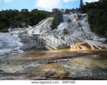 Hot Springs And Geothermal Pools