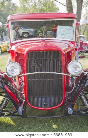 1930 Ford Street Rod Front Grill