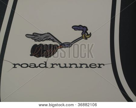 1974 Plymouth Roadrunner Logo