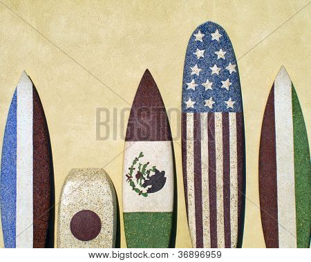 International Surfboards