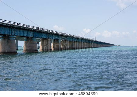 Historic Seven Mile Bridge