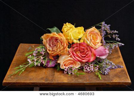 Fading Flower Bouquet