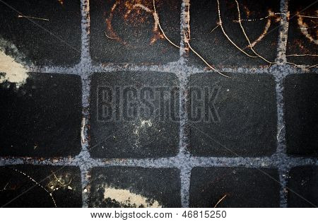grunge linoleum background