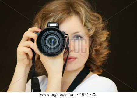 The Woman With The Camera