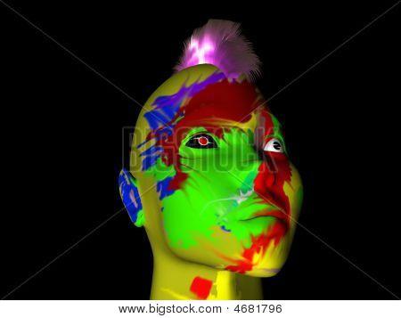 Punk Cyborg