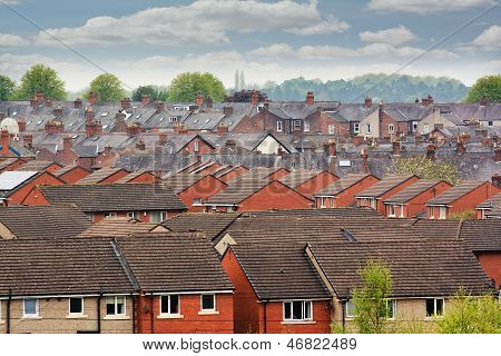 Terraced Roof Tops
