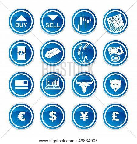 Handel Icons Set