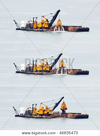 Commercial Sand Dredging Asia