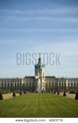 Schloss Charlottenburg In Berlin