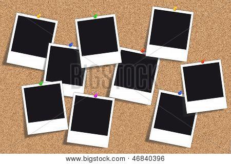 Corkboard - Bulletin Board - Pinboard