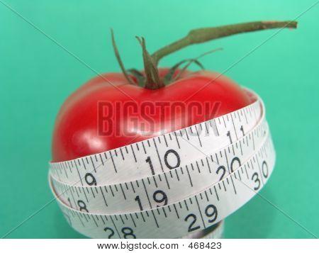 Tomato Measuring Tape