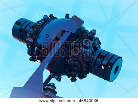 projetor planetário