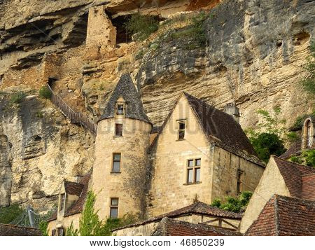 French Troglodyte Fort