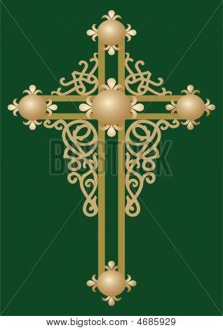 Vector Christian Holy Cross