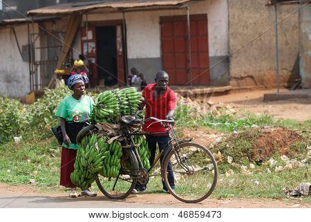 Kampala Slum, Uganda