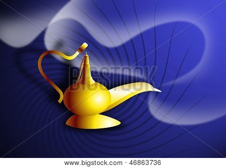 Aladdin Magic Lamp