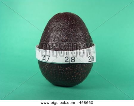 Avocado Measuring Tape
