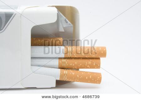 Box With Cigarettes