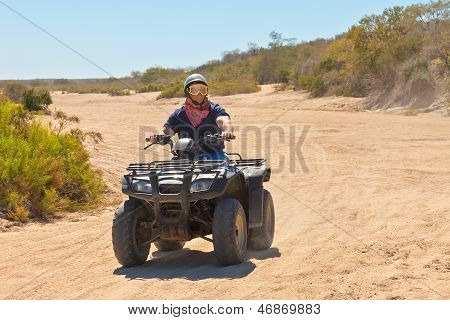Atv In Mexico