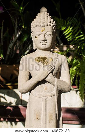 Buddha Carved Marble