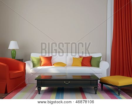 Colorful Interior