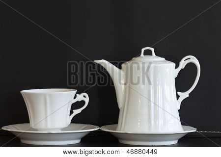 Tea Cups And Mugs